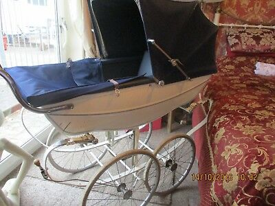 NEW Balmoral XL Size INSECT NET for SILVER CROSS COACH BUILT PRAM