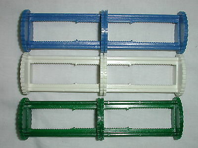 DENT-X 410 PEDO FILM CARRIERS for Child size X-rays, Dental film processor