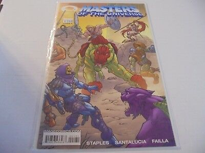 Masters of the Universe #1 Image NM Comics Book