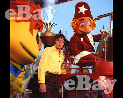 Rare! H.R. PUFNSTUF 8 X10 Color TV Photo SID & MARTY KROFFT Jack Wild
