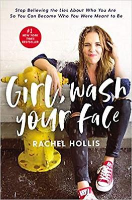 Girl, Wash Your Face: Stop Believing the Lies About Who You Are EB00K PDF Kindle
