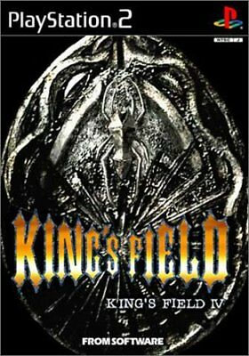 Used Ps2 King's Field Iv