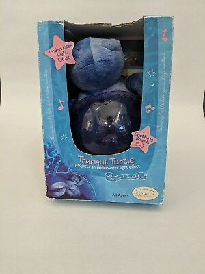 Cloud B TRANQUIL TURTLE Baby Toddler Projection night light sounds machine