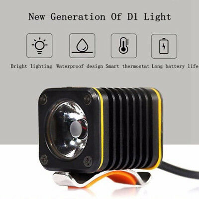 Waterproof XML LED USB 5000LM 4Modes Bicycle Light Head Bike Torch Lamp Tool