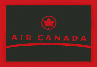 """Air Canada Airlines Logo 3.25""""x2.25"""" Collectibles Fridge Magnet (LM14221)"""