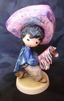 "Degrazia Goebel ""my First Horse"" 1983 Signed Figurine #10 312,  Mint"