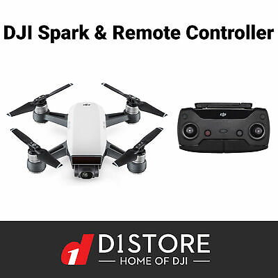 NEW DJI Spark With FREE Remote Controller and 16gb SD Card 1 Year AUS Warranty
