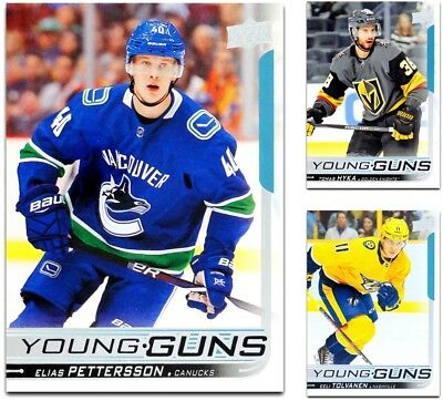 2018-19 UD Young Guns Series 1 & 2 **** PICK YOUR CARD **** From The LIST