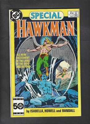 Hawkman Special 1 NM- 9.2 Hi-Res Scans