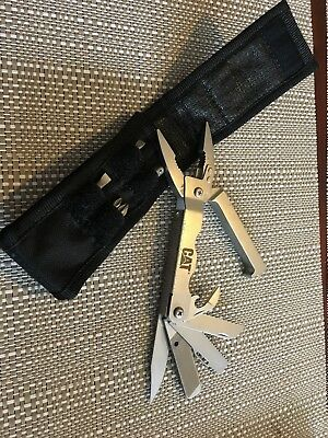 Caterpillar multi tool pliers