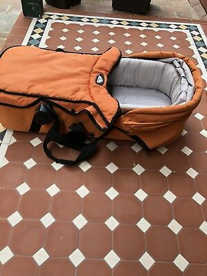 Mountain Buggy Swift pram Carrycot for newborn