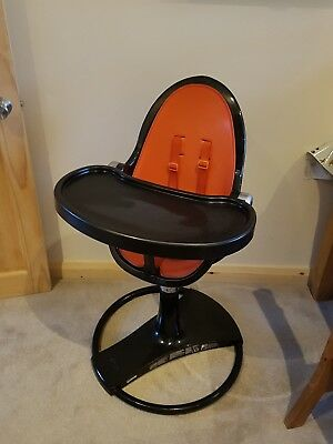 bloom fresco highchair Black And Orange