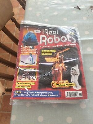 Ultimate Real Robot Magazine Issue 40 To 49
