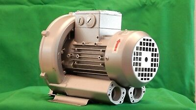 Side Channel Blowers A232 1,3 Kw 400 Volt -170 Mbar 170 Mbar