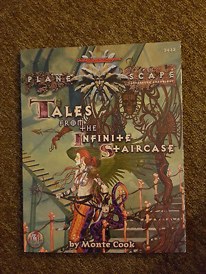 AD&D  / Advanced Dungeons&Dragons - Tales from the Infinite Staircase - TSR 2623