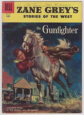 Zane Grey's Stories of the West #28, Very Good - Fine Condition