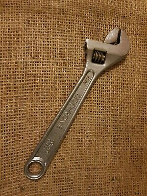"Sidchrome 8"" Shifter Adjustable Wrench Excellent Condition"