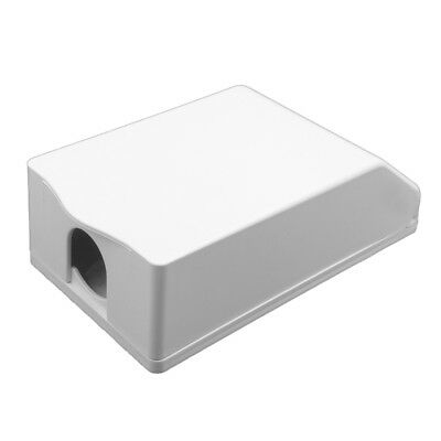 120*60mm White Socket Switch Waterproof Cover Box Common For Socket Panel Mount