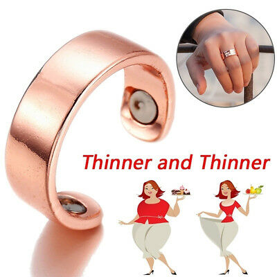 Keep Fit Lose Weight Weight Loss Magnetic Therapy Slimming Ring Fat Burning