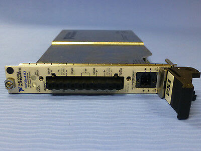 National Instruments PXIe-4113 NI Programmable Power Supply