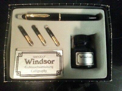 Windsor - Calligraphy Kalligraphie - Schreib Set