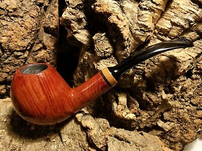 Peter Klein Handmade,Perfect Grain, Refurbished,9mm Filter,Pipe,Pfeife