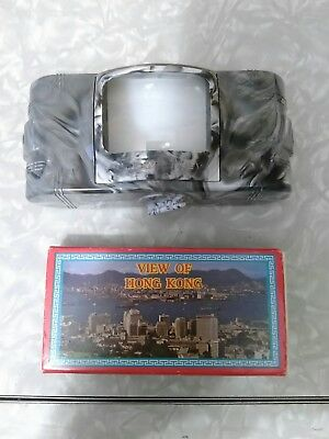 Vintage Arrow View Slide Viewer With View of Hong Kong Slides.