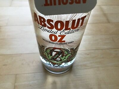Absolut Vodka OZ mit TAG 1000ml