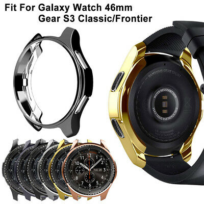 Cover Holder Skin TPU Watch Case For Samsung Gear S3 Frontier Classic