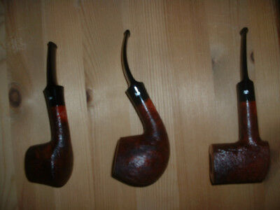 Stanwell Brushed 11, 84 oder 207, nagelneu 9mm Estate