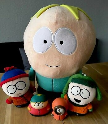 Southpark Stofftiere Butters Stan Kyle