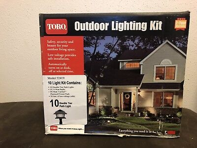 Outdoor Lighting Kit