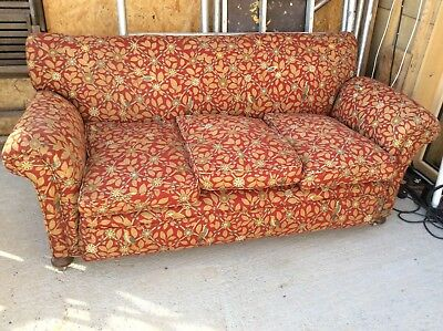 Victorian 2 - 3 Seater Sofa with Right Hand Drop End