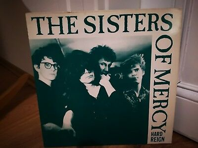The Sisters Of Mercy - Hard Reign