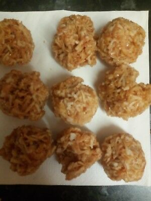 5 packs of Coconut Candies (no colouring no preservatives)