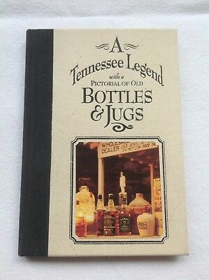 """Jack Daniel´s """" A Tennessee Legend ..... Old Bottles and Juggs """" 1992"""