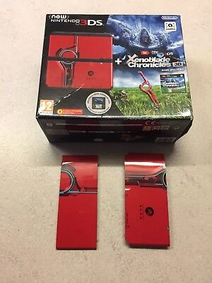 xenoblade chronicles 2 collectors edition Box And Plates Only