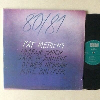 Pat Metheny - 80/81, Vinyl LP, ECM 1180/81