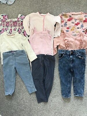 Girls 9-12 Month Clothing Bundle Winter