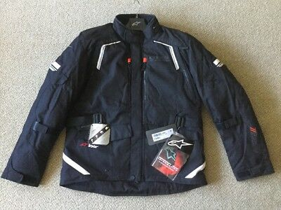 Genuine Alpinestars Andes V2 Drystar Jacket EU Size 2XL - Brand New With Tags