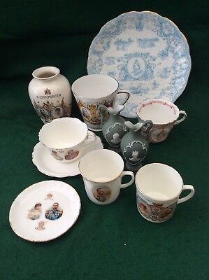 Victorian and Edwardian royal commemorative china