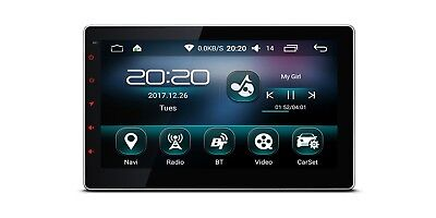 """XTRONS TS109L - 10.1"""" Android 6.0 Quad Core Universal Fitment Car Stereo"""