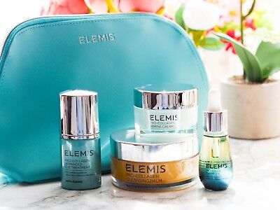 Elemis 4-Piece Pro-Collagen Anti-Ageing Heroes Collection