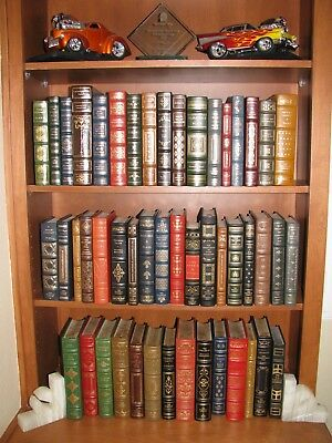 Franklin Library 100 Greatest Books 49 Volume Lot Minty Limited Editions