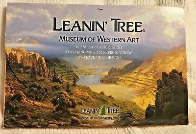 LEANIN TREE 19 GREETING CARD ASSORTMENT & 21 ENVELOPES ~ For All Occasions