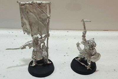 Games workshop / lord of the rings / hobbit/  mordor orcs command (c43)
