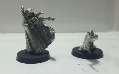 Games workshop - lord of the rings - hobbit - Isenguard - sharky and worm (c72)