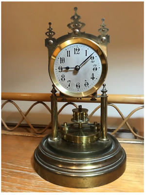 BHA anniversary torsion clock for spares or repair  Gustav Becker ?