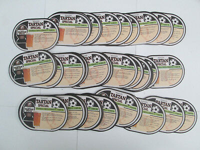 Set Of 64. Wm. YOUNGERS BREWERY FOOTBALL TRIVIA BEERMATS. Cat. Nos. 363 to 426.