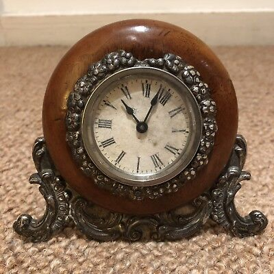 Antique 1878 Signed A Clock Movements For Spares/Repair Made In USA